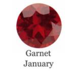 January-Garnet
