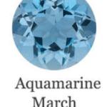 March-Aquamarine