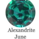 June-Alexandrite