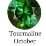 October-Tourmaline