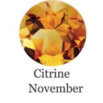 November-Citrine